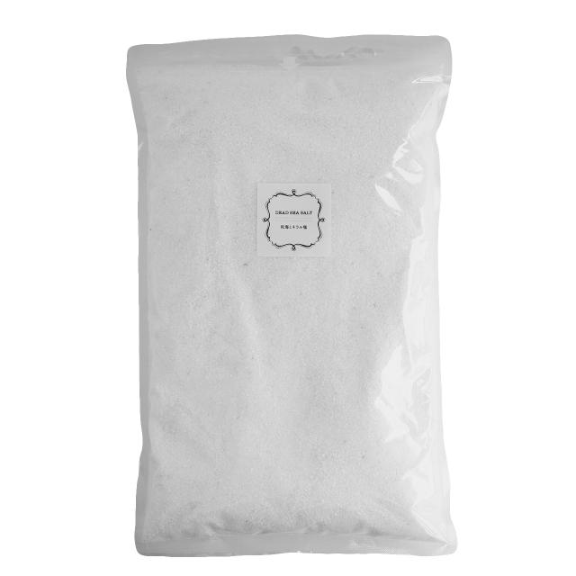 死海の塩2kg